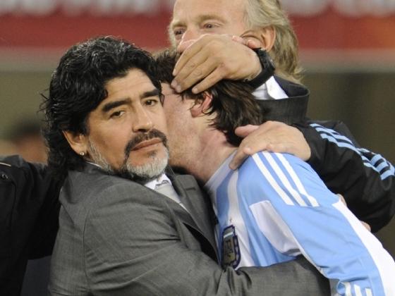 meet and greet maradona
