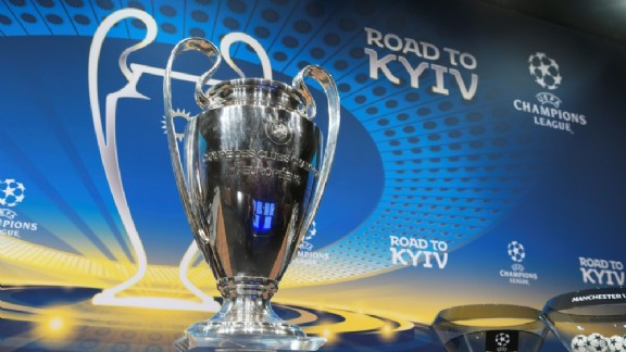 Champions League Loting Picture: Champions League 2017/18: Kwartfinalisten, Loting En Finale