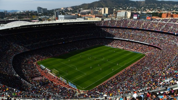 vandaag voetbal barcelona