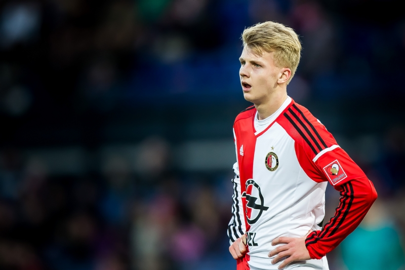 Risultati immagini per Jari Schuurman Feyenoord