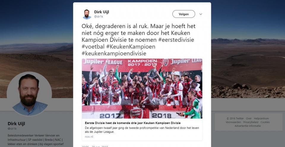 Keuken Kampioen Breda : Fox haalt keuken kampioen divisie en knvb beker weg bij veronica