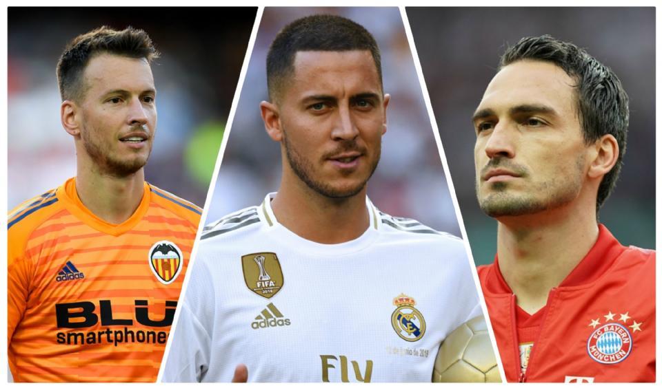 De 25 Duurste Transfers Van De Zomerse Transferperiode 201920