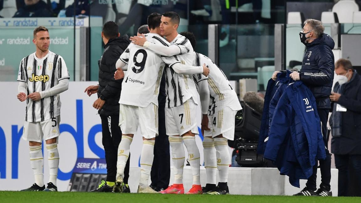 Gok met Cristiano Ronaldo pakt uiteindelijk goed uit voor Juventus - Voetbalzone.nl