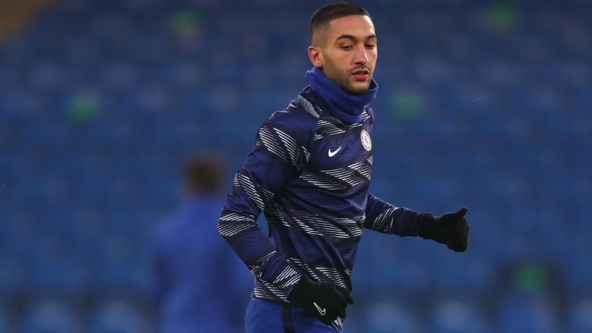 The Athletic onthult opvallende 'close friend' van Ziyech in Chelsea-selectie - Voetbalzone.nl