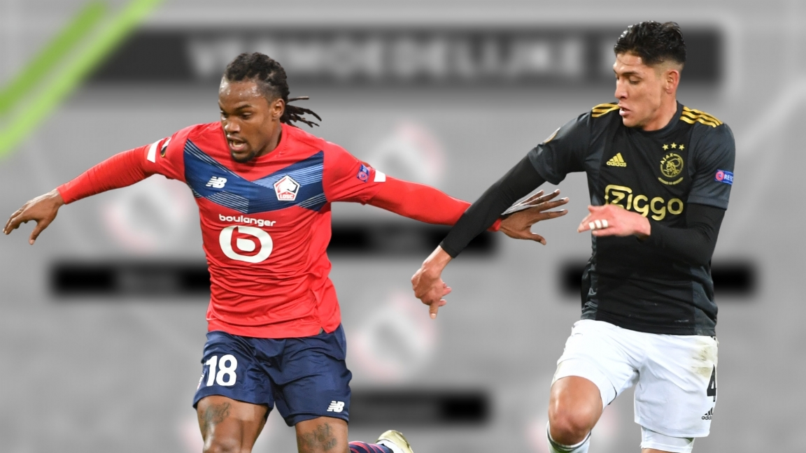 Vermoedelijke opstellingen Ajax - Lille OSC: Daley Blind verhuist weer - Voetbalzone.nl