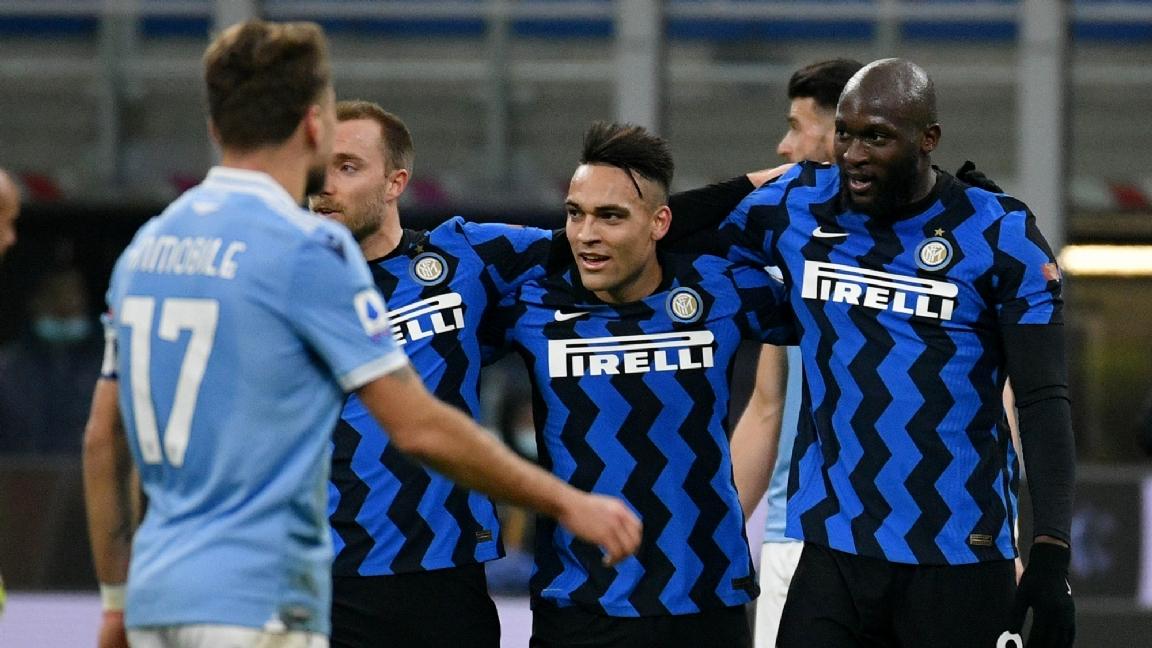 Internazionale jubelt dankzij Lukaku; bizarre wissel voor Hoedt - Voetbalzone.nl