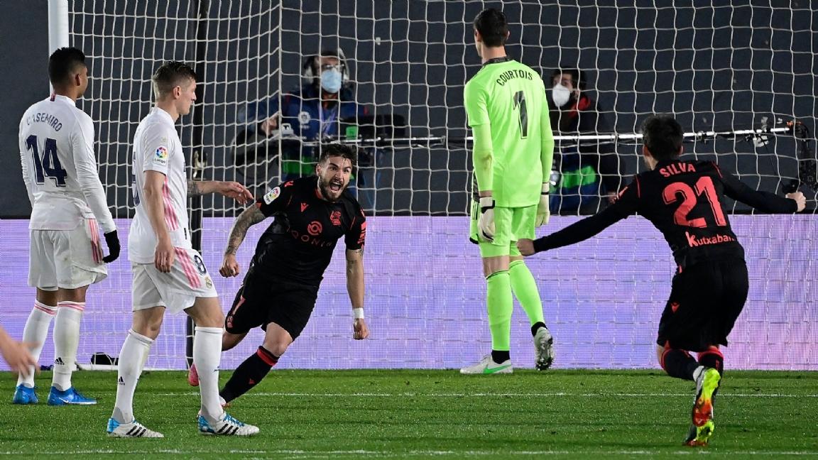 Real Madrid verzuimt spanning in LaLiga helemaal terug te brengen - Voetbalzone.nl