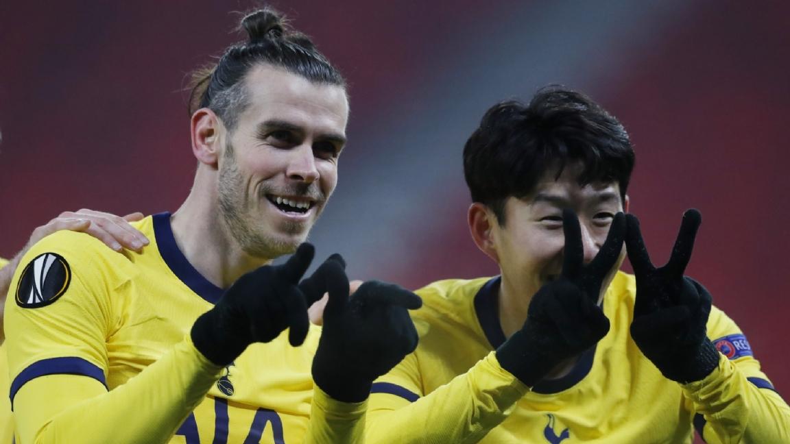 Tottenham zet reuzenstap dankzij eindelijk ontketende Gareth Bale - Voetbalzone.nl