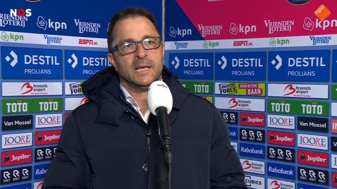 Zeljko Petrovic voelt zich belachelijk gemaakt en loopt helemaal leeg - Voetbalzone.nl