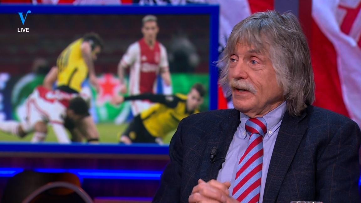 Derksen tempert euforie: 'Als iedereen fit is bij Ajax, dan speelt hij niet' - voetbalzone.nl