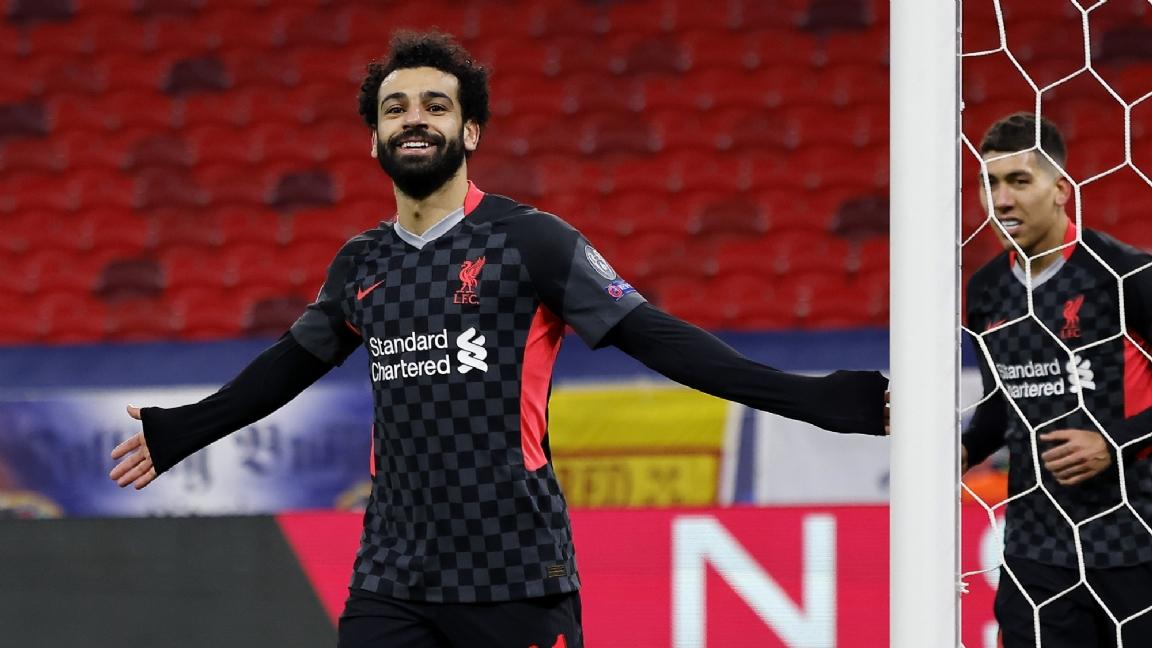 Liverpool in een zetel dankzij grote persoonlijke fouten bij Leipzig - Voetbalzone.nl