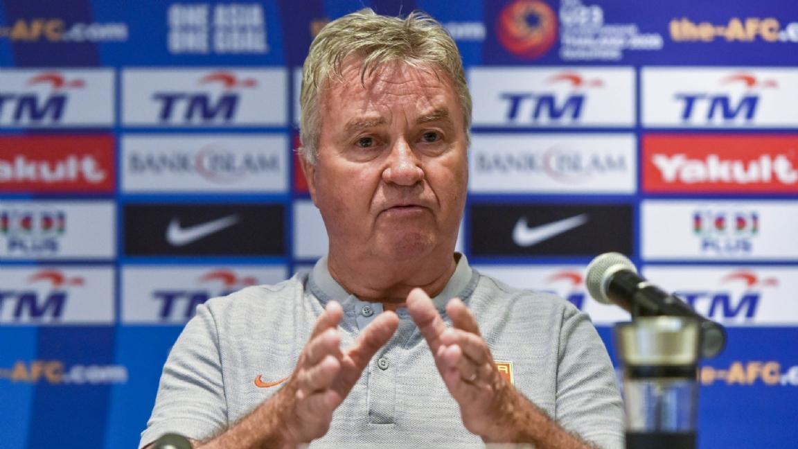 Eerste selectie Curaçao van Guus Hiddink zit vol Eredivisie-ervaring - Voetbalzone.nl