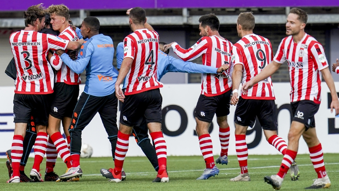 Game Between Feyenoord And Sparta Rotterdam Unsettled News1 English
