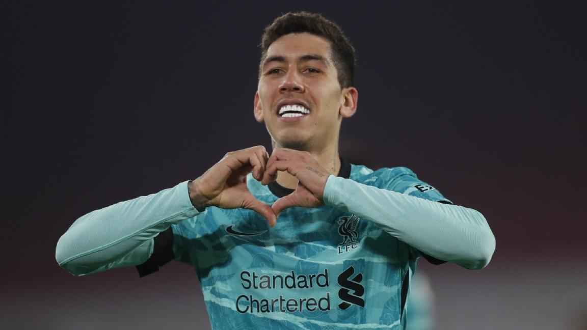 Firmino schiet Liverpool als tweede Engelse club ooit naar bijzondere mijlpaal - Voetbalzone.nl