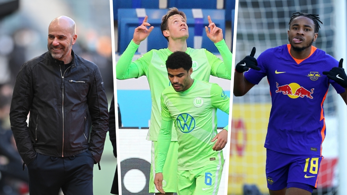 RB Leipzig grijpt koppositie in Bundesliga; Weghorst schrijft geschiedenis - Voetbalzone.nl