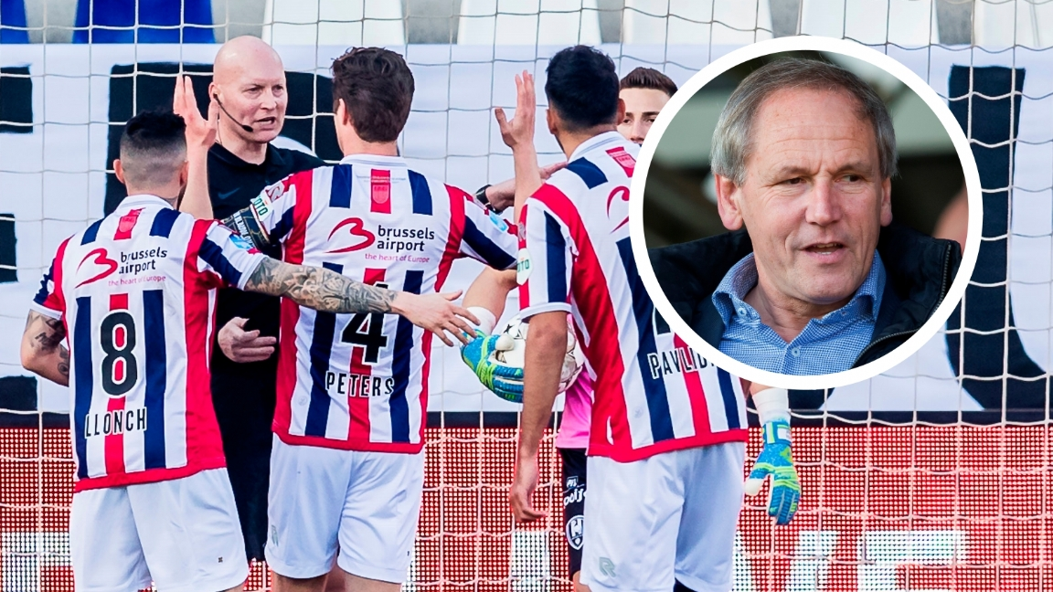 Dick van Egmond verklaart: 'Op tv zijn dingen slecht in beeld gebracht' - Voetbalzone.nl
