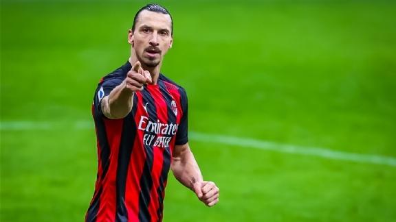 Opvallend gebaar Ibrahimovic na doelpunt 501 maakt tongen los in Italië - Voetbalzone.nl