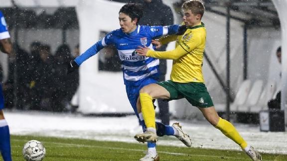 Enige vaste basisklant moet rest van het seizoen missen bij PEC Zwolle - Voetbalzone.nl