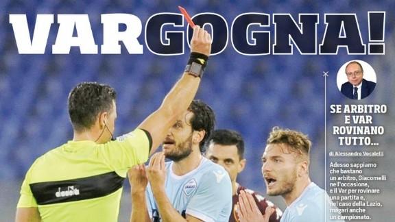 Lazio trekt zich mogelijk terug uit competitie: 'Is dit een complot?'