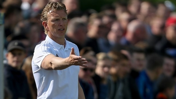 Dirk Kuyt keert eind maart voor één week terug bij Feyenoord - Voetbalzone.nl