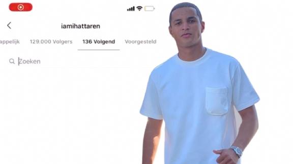 Ihattaren Maakt Ajax Fans Gek Met Zeer Opmerkelijk Gedrag Op Instagram