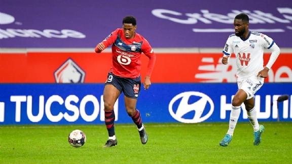 Nieuwe tik voor Lille en Sven Botman: duur puntenverlies in Ligue 1 - Voetbalzone.nl