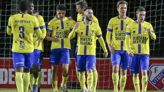Prachtige mijlpaal voor Mühren in overwinning van SC Cambuur - Voetbalzone.nl