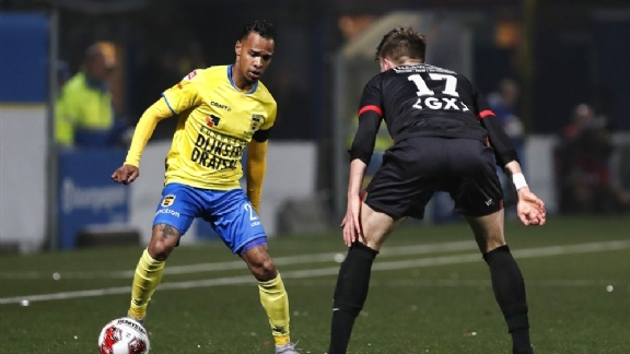 NAC Breda, De Graafschap en Cambuur stellen in eigen huis teleur - Voetbalzone.nl