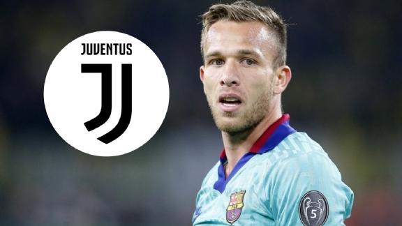 Transfer Arthur Melo naar Juventus kwestie van tijd na nieuwe ...
