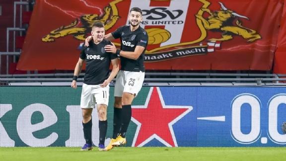 'PSV zet plaaggeest uit de Europa League op het verlanglijstje' - Voetbalzone.nl