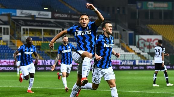 Inter zet stap richting Scudetto bij langverwachte rentree Pellè - Voetbalzone.nl