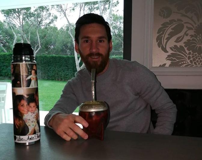 Wat Is Maté Het Favoriete Drankje Van Spelers Als Messi En Tagliafico