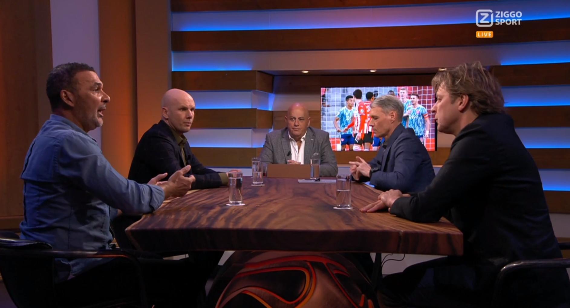 Discussie tijdens Rondo over Martínez: 'We hebben er al ruzie over gehad' - Voetbalzone.nl